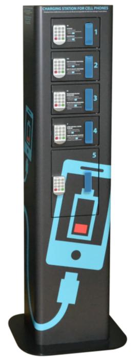 UVC Sterilization Charging locker